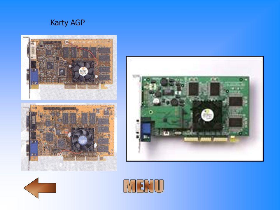Karty AGP