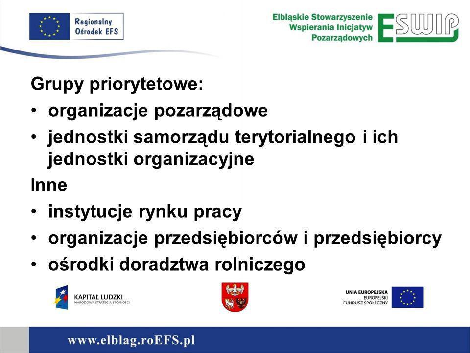 Regionalny Ośrodek EFS oferuje swoją pomoc NIEODPŁATNIE