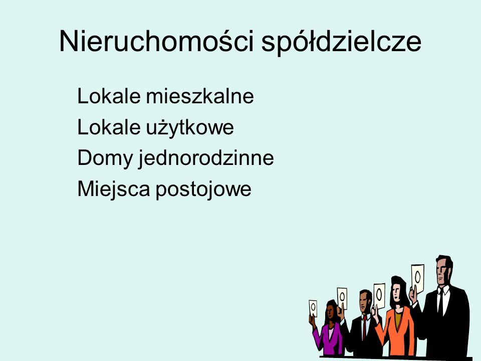 10 Nieruchomości publiczne Zasób gminy Zasób powiatu Zasób województwa Zasób Skarbu Państwa
