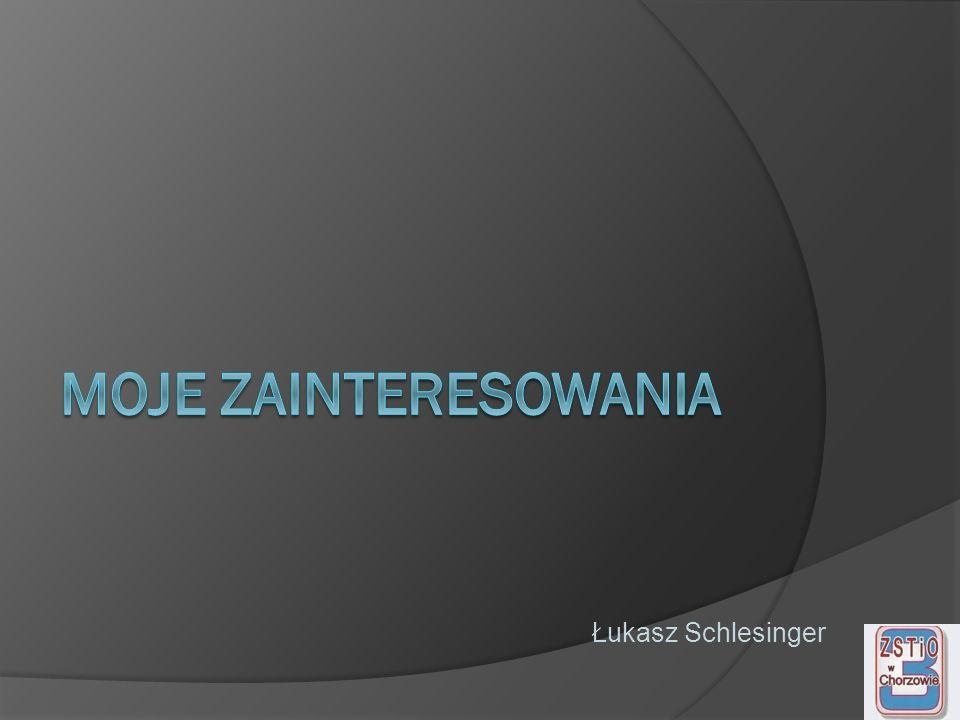 Mam na imię Łukasz.Mieszkam w Świętochłowicach.
