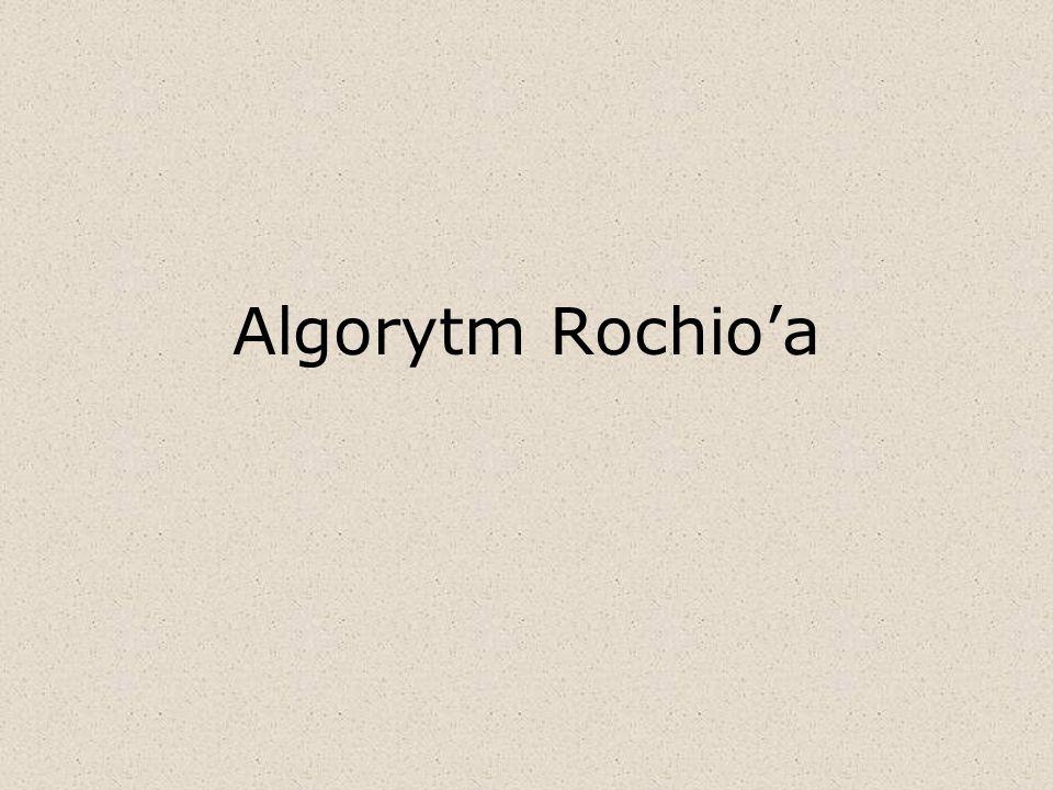 Algorytm Rochioa