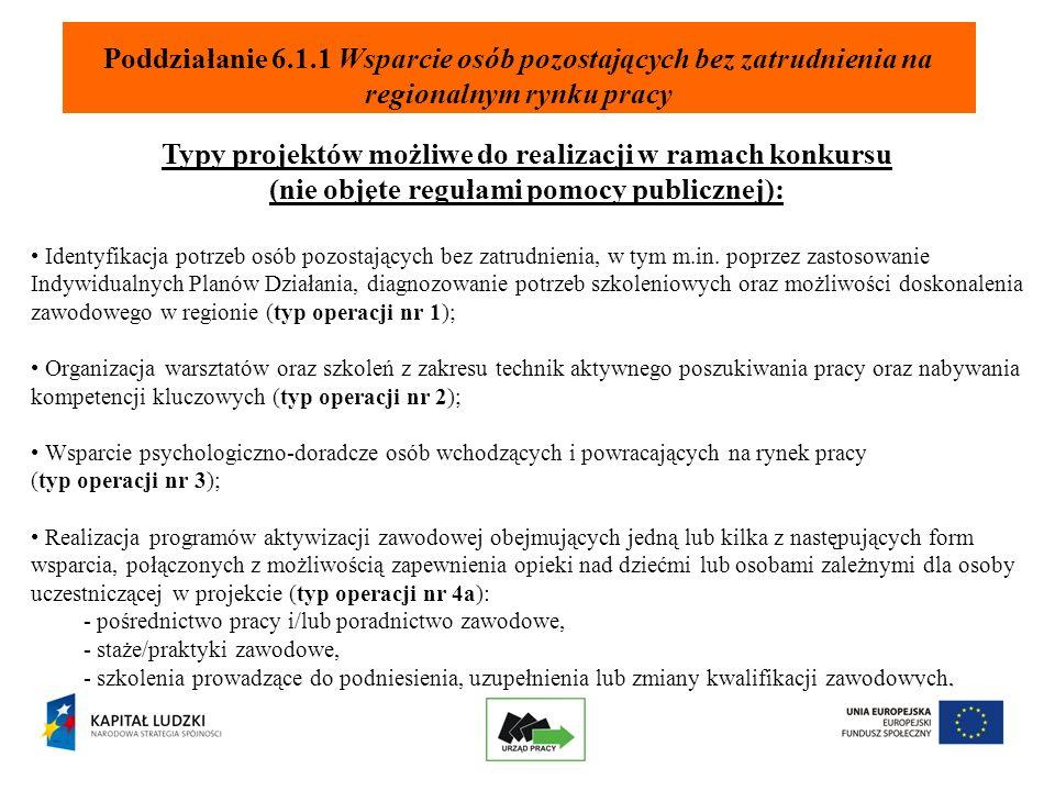 Minimum 75% spośród osób objętych wsparciem w ramach projektu stanowią osoby bezrobotne i nieaktywne zawodowo zamieszkujące na terenie województwa warmińsko- mazurskiego (miejsce zamieszkania jest rozumiane zgodnie z przepisami Kodeksu Cywilnego).
