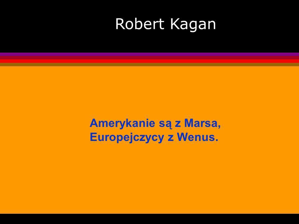 Patriotyzm Ameryka l USA najbardziej patriotyczne wśród państw uprzemysłowionych Europa l Europejczycy bardziej chłodni l Tożsamość Europejczyka i jego lojalność bardziej złożona (region, państwo, Europa)