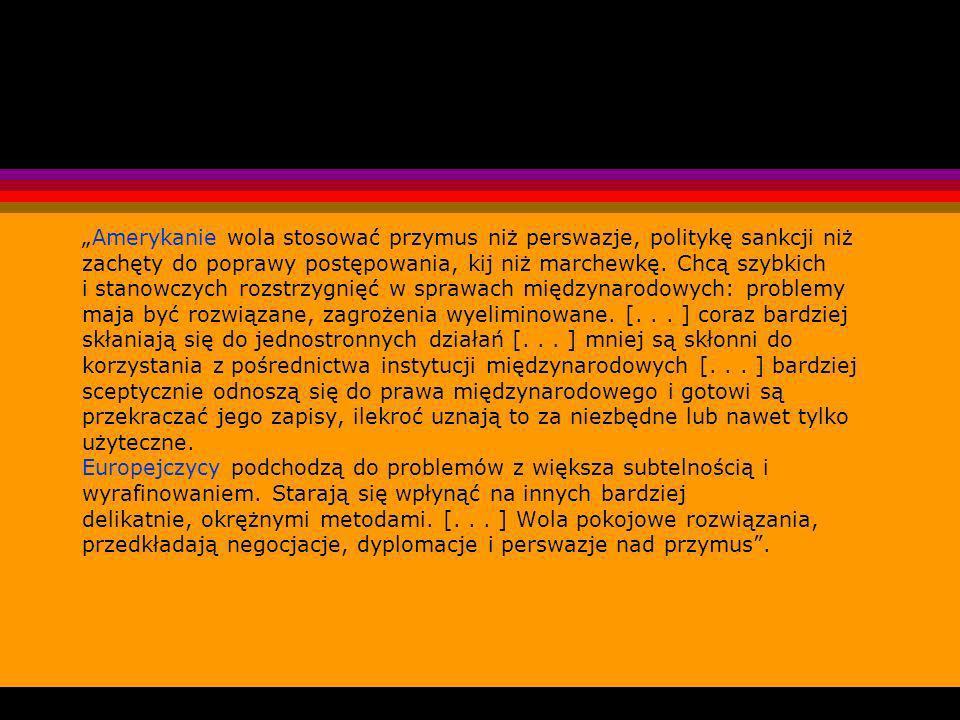 Jeremy Rifkin l Europa bardziej egalitarna, wspólnotowa oraz kosmopolityczna niż Ameryka.