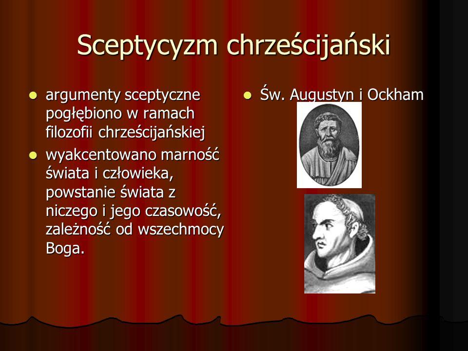Dwa filary ludzkiej wiedzy Trzeba uwzględnić zarówno wiedzę w pierwszej jak i trzeciej osobie.