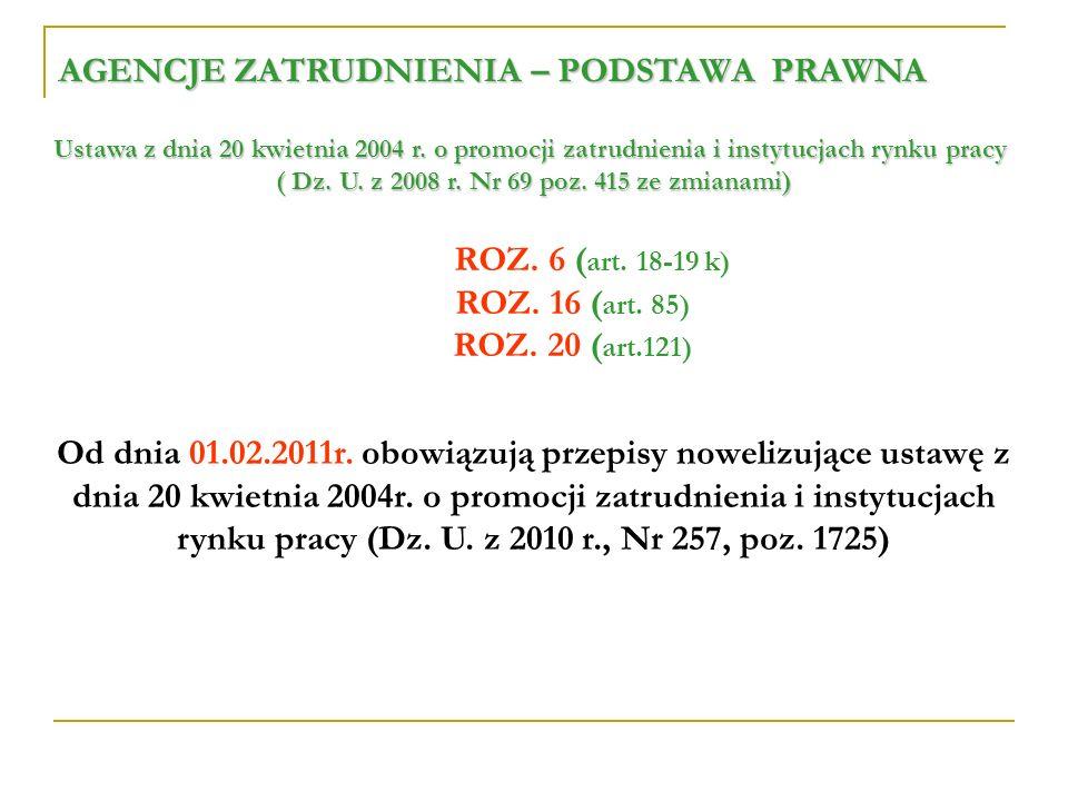 ROZ. 6 ( art. 18-19 k) ROZ. 16 ( art. 85) ROZ.