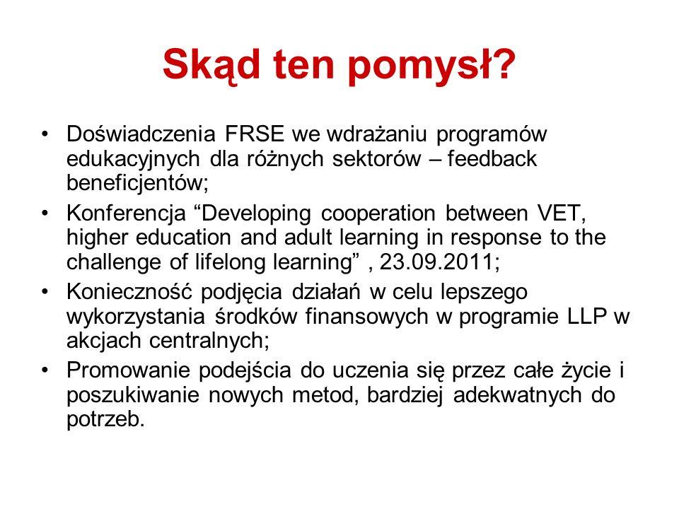 Erasmus for All - nowy program wobec nowych wyzwań.