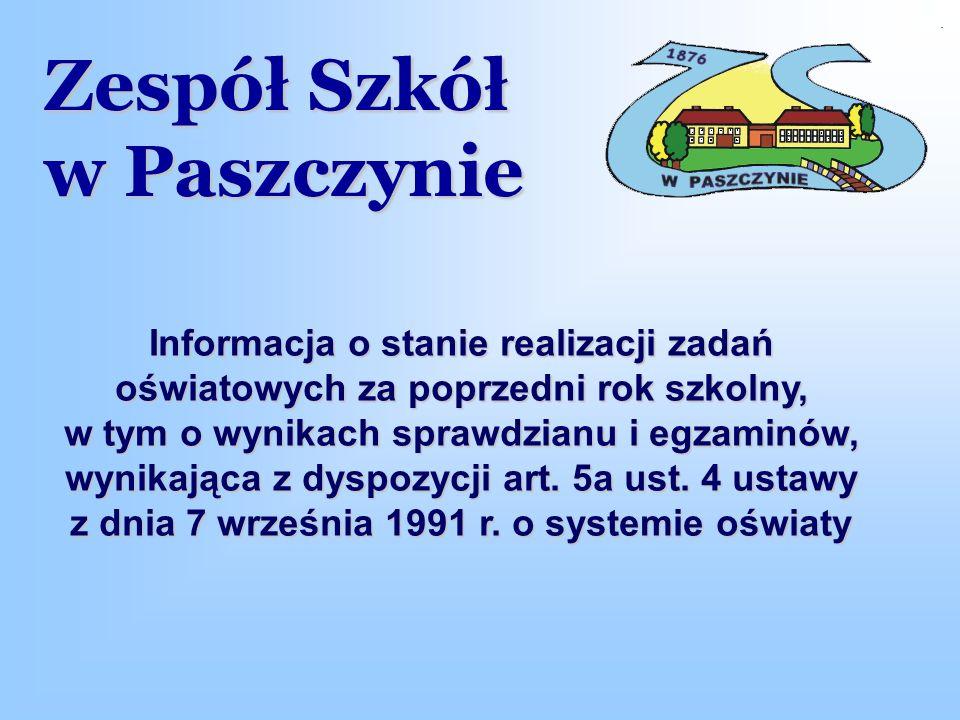 WSKAŹNIKI WYNIKU I EWD – CZ. MAT-PRZYR.