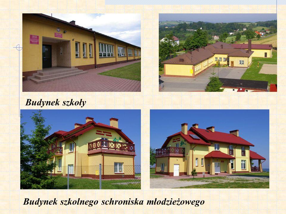 Budynek szkoły Budynek szkolnego schroniska młodzieżowego