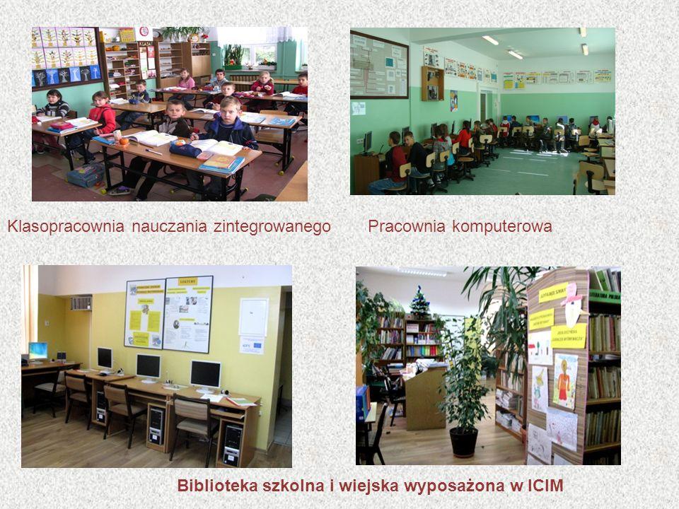 Stanin dla EWD - część matematyczno – przyrodnicza Publiczne Gimnazjum w Stasiówce