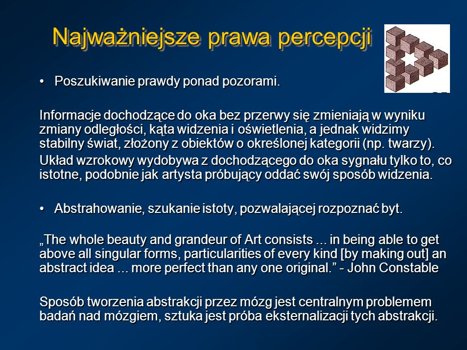 KsiążkiKsiążki Robert L.Solso, Cognition and the Visual Arts.