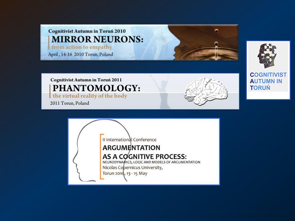 Google: W Duch Google: W Duch => Referaty => Wykłady Wstęp do kognitywistyki Neuropsychologia komputerowa.