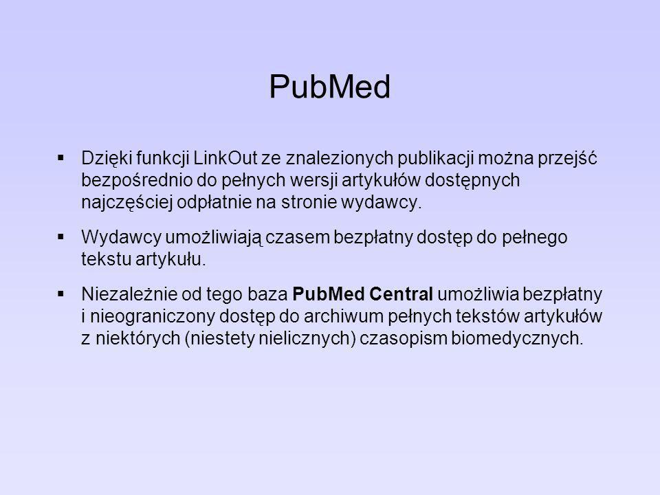 EMBASE Baza opracowywana przez Elsevier Science B.V.