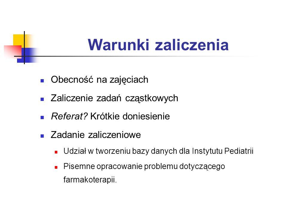Adresy farmacja.cm-uj.krakow.pl/dyd/niol mfmjawie@cyf-kr.edu.pl