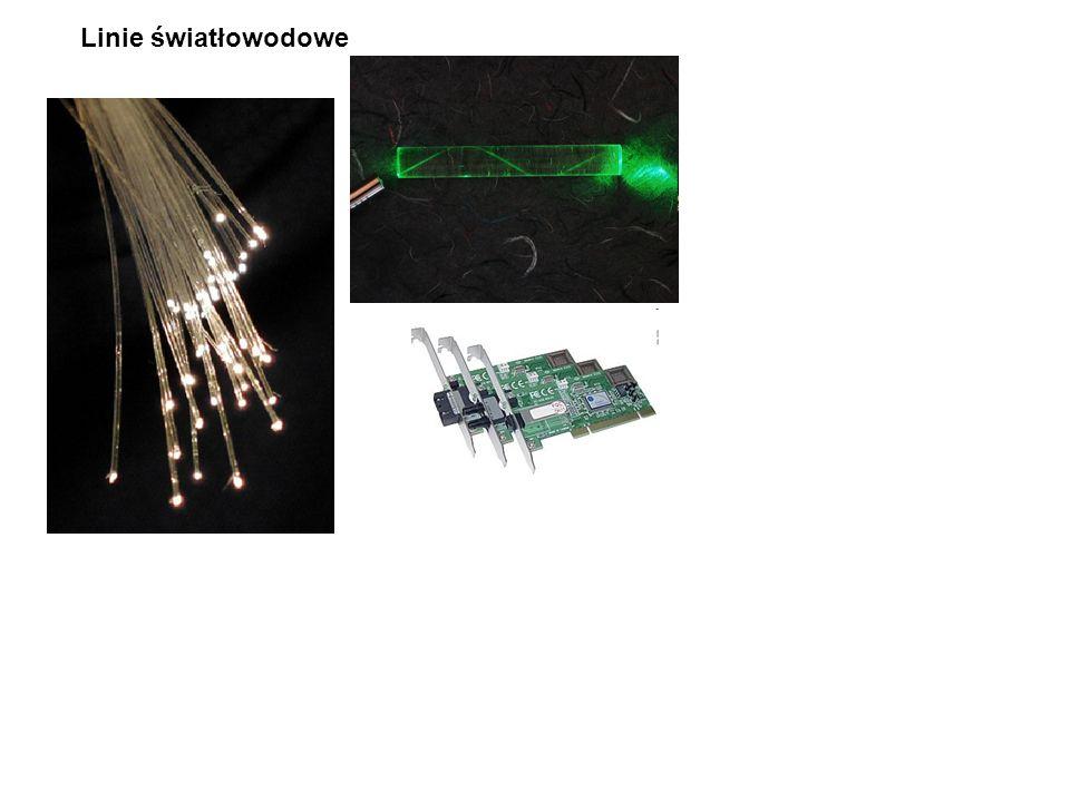 Zasięgi transmisji Gigabit Ethernet na światłowodach 1000BASE SX Multi-mode fiber 220 do 550 m 1000BASE LX Multi-mode fiber 550 m 1000BASE LX Single-mode fiber 5 km 1000BASE LX10 Single-mode fiber 10 km (fala 1,310 nm) 1000BASE ZX Single-mode fiber ~ 70 km fala 1,550 nm 1000BASE BX10Single-mode fiber, 10 km Pojedynczy światłowód: fala 1,490 nm downstream 1,310 nm upstream Zasięgi 10Gb Ethernet: Światłowody: 220-300 m Kable miedziane: 100m