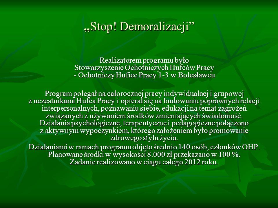 Stop.DemoralizacjiStop.