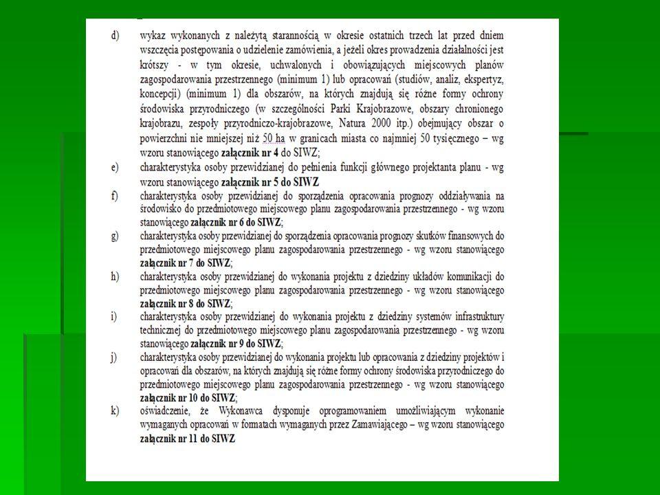Zarządzenie Nr 961/2007 w sprawie określenia szczegółowych wskazań umieszczania reklam i informacji wizualnej w Warszawie