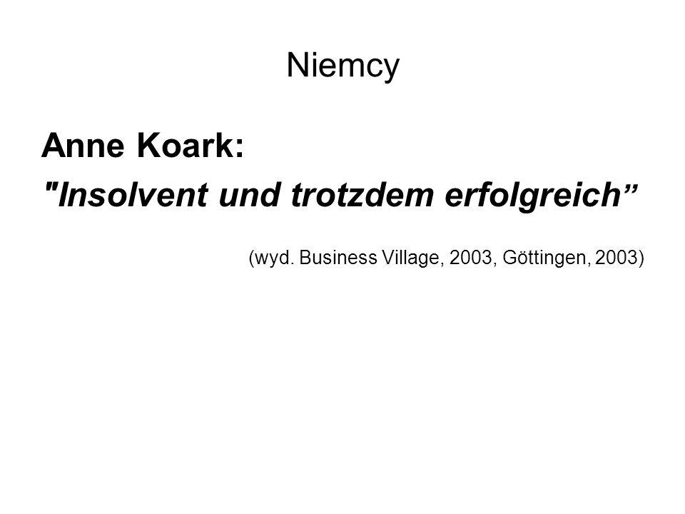 Niemcy Anne Koark: