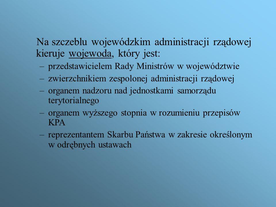 Autonomiczne struktury administracji centralnej Kancelaria Sejmu RP Kancelaria Senatu RP Kancelaria Prezydenta RP Rzecznik Praw Obywatelskich Najwyższa Izba Kontroli Krajowa Rada Radiofonii i Telewizji Państwowa Inspekcja Pracy
