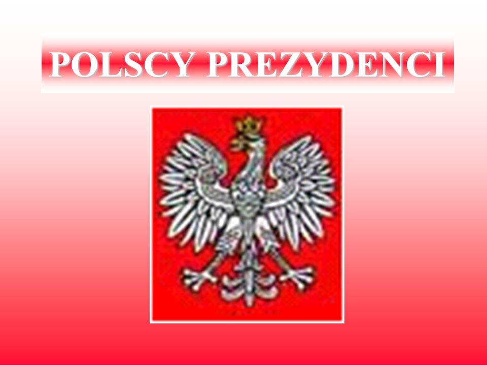 POLSCY PREZYDENCI