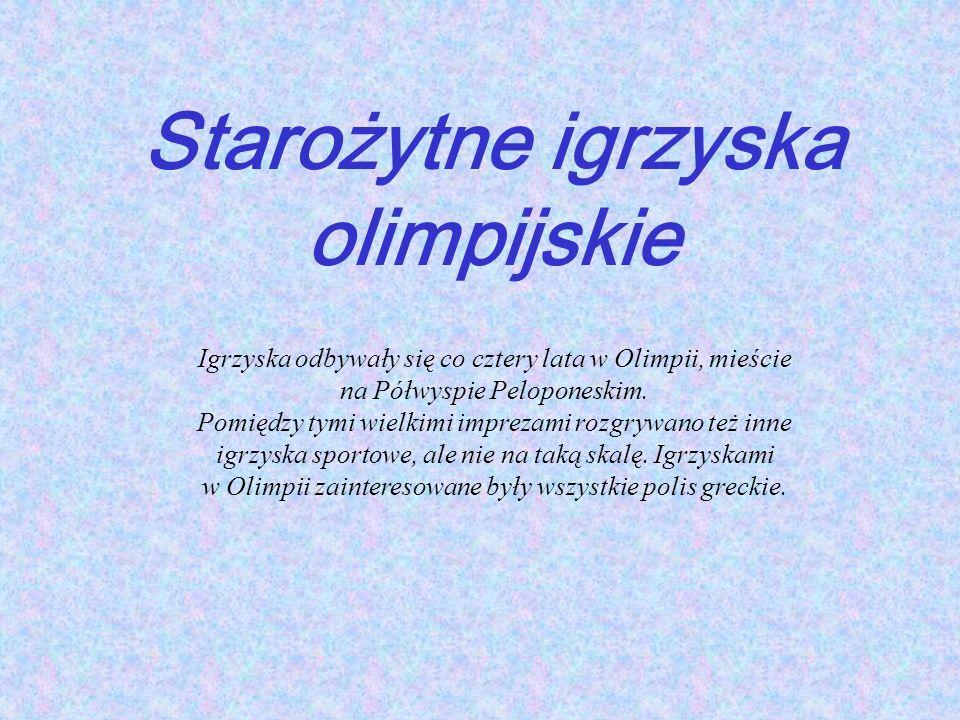 Olimpijskie Igrzyska Zimowe Olimpijskie Igrzyska