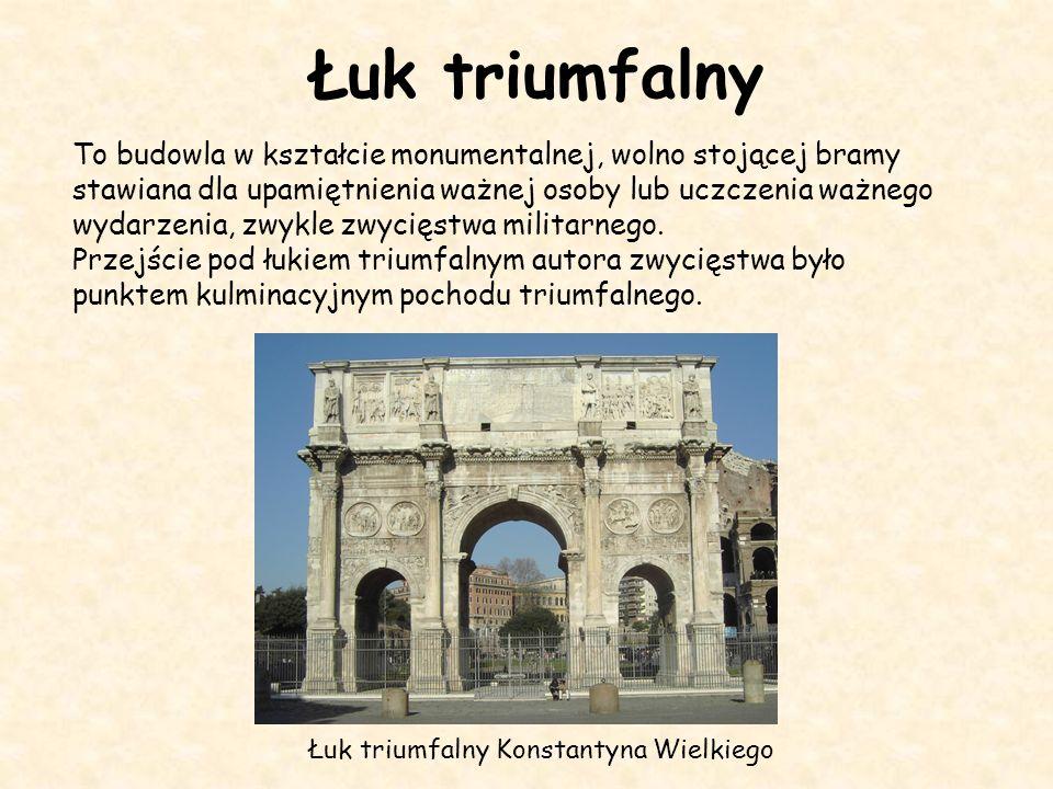 Termy Termy czyli łaźnie rzymskie, to kompleks obiektów ulokowanych na rozległym terenie, dostępnych dla wszystkich.