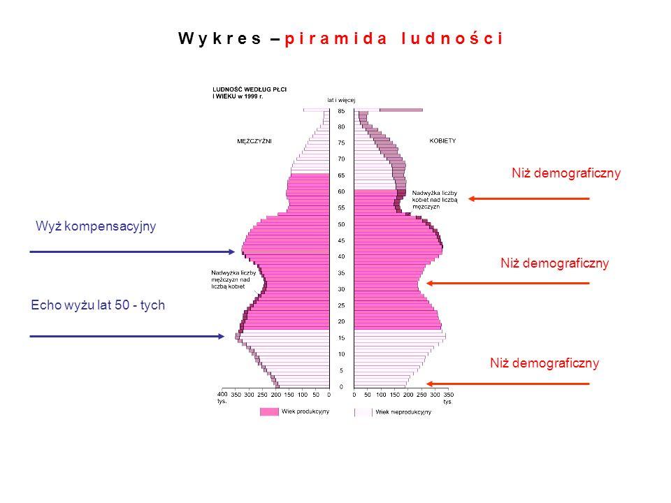 Jak zmienia się piramida po dwudziestu latach.