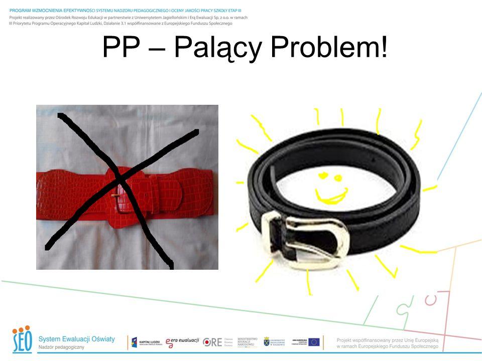 PP – Palący Problem!