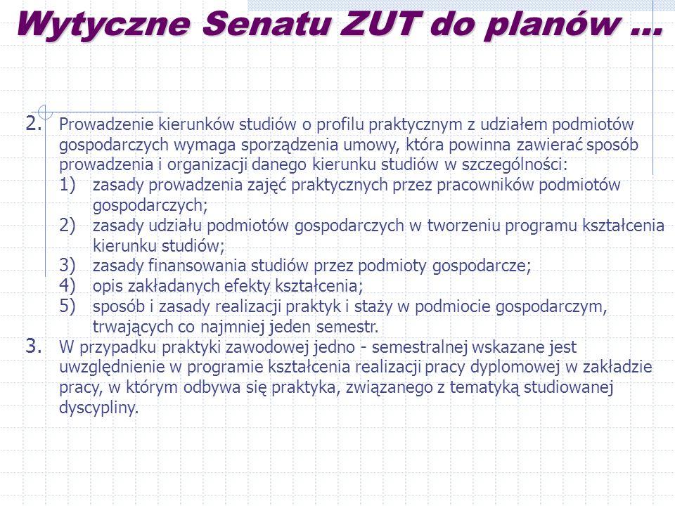 Wytyczne Senatu ZUT do planów...2.