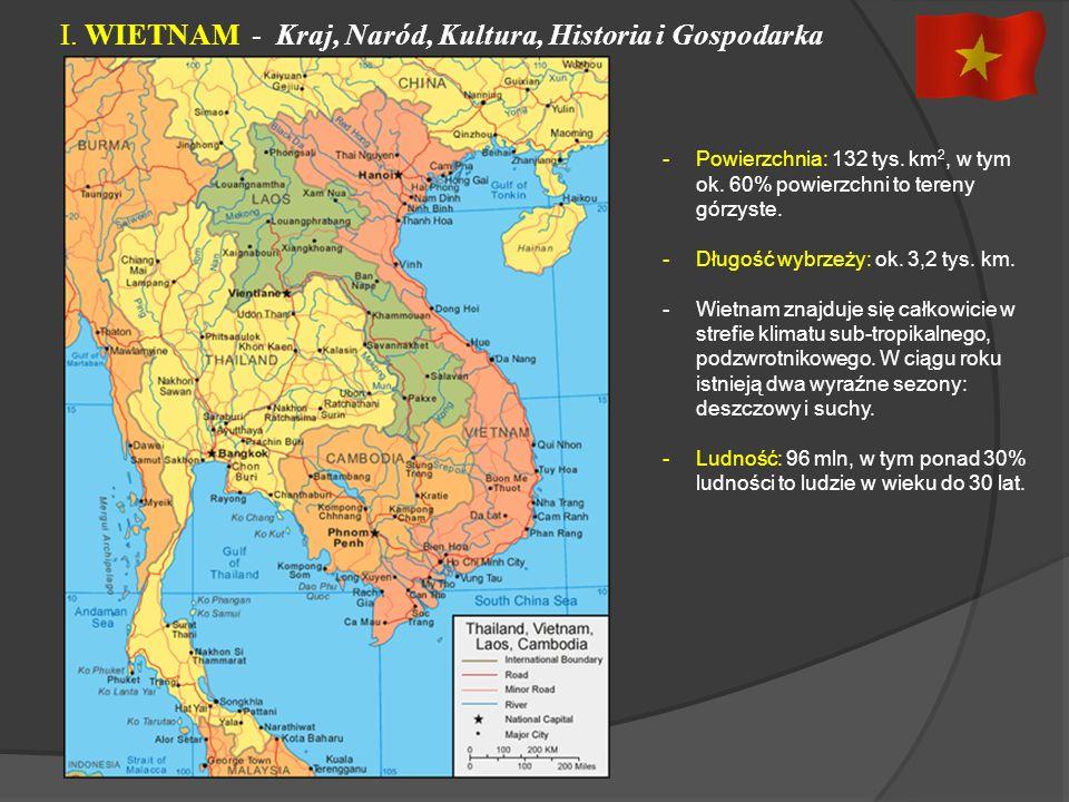 Ludność Wietnamu to zbiór 54 mniejszości narodowościowe, wśród których niektóre posiadają własne pisma.