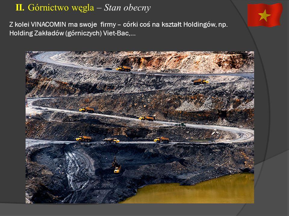 Odpowiednikiem takich górniczych Uczelń jak: Akademia Górniczo- Hutnicza w Krakowie, lub Politechnika Śląska w Gliwicach (gdzie a propos były szef Vinacomu: Doan Van Kien, był jej absolwentem z roku 1974) jest Hanojski Uniwersytet Górnictwa i Geologii.
