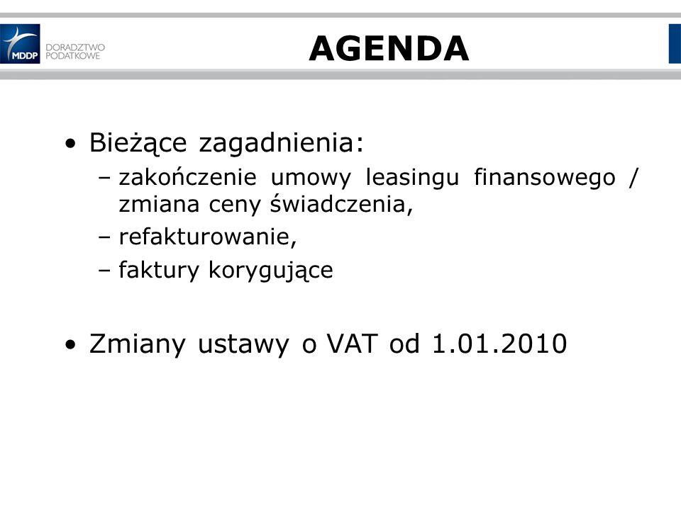 Korekta deklaracji przez organ podatkowy (2) Postępowanie w przypadku dokonania korekty (art.