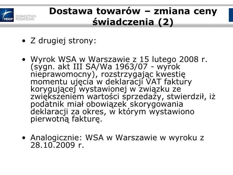 Leasing a przekształcenie Dyrektor Izby Skarbowej w Katowicach IBPBI/2/423-1108/08/AP Czy w przekształconej spółce z o.o.