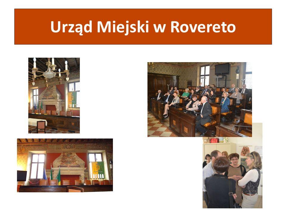 Urząd Miejski w Rovereto