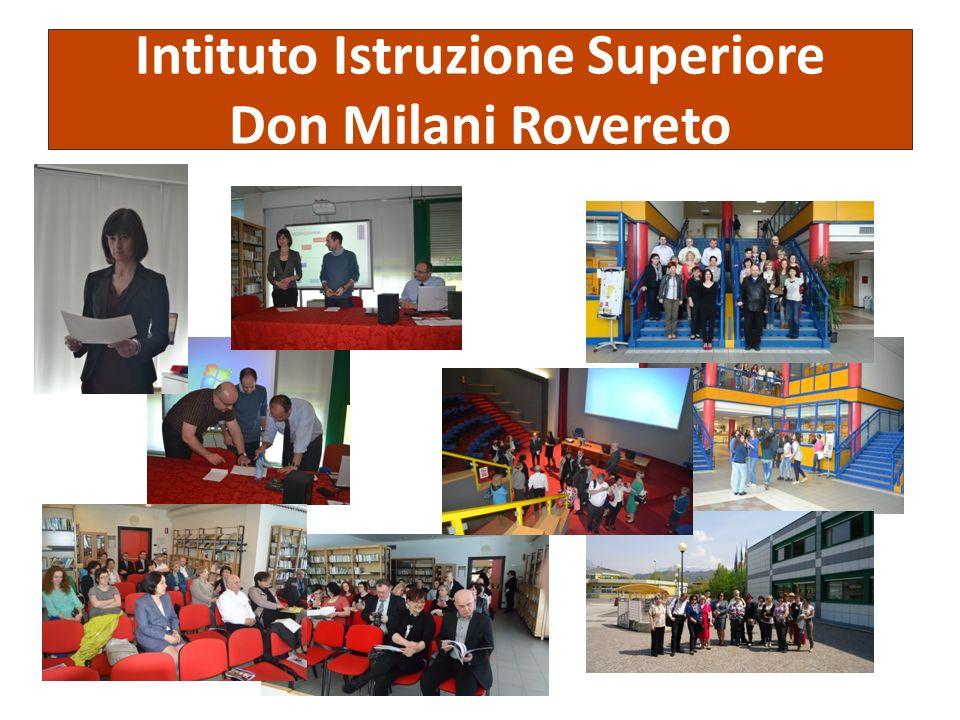Intituto Istruzione Superiore Don Milani Rovereto
