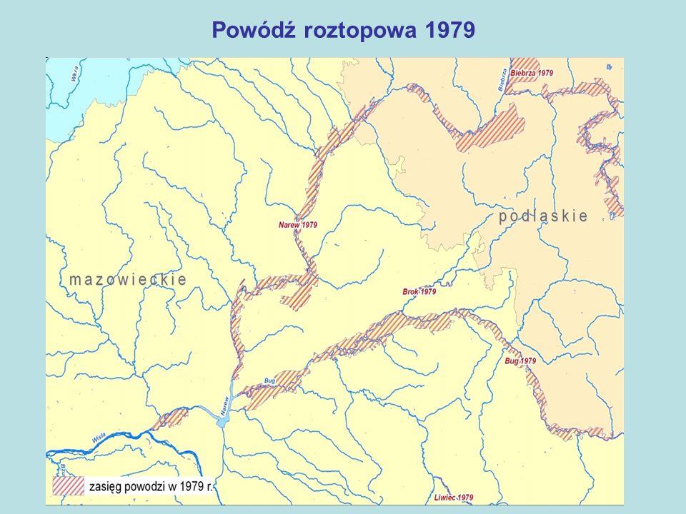 Powódź zatorowa 1982