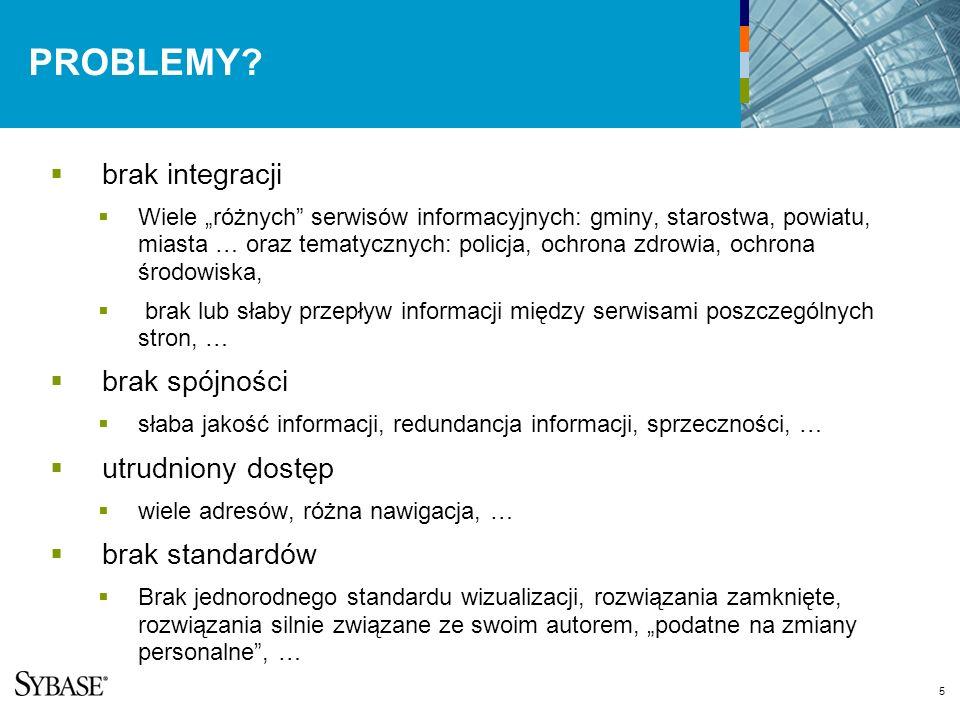 5 PROBLEMY.