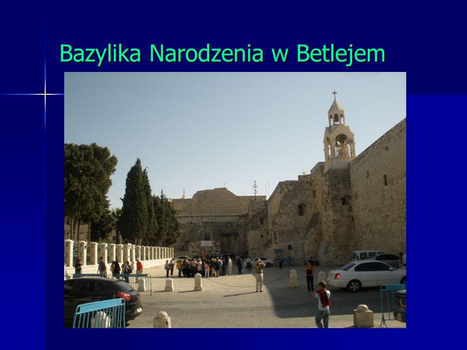 Bazylika Narodzenia w Betlejem
