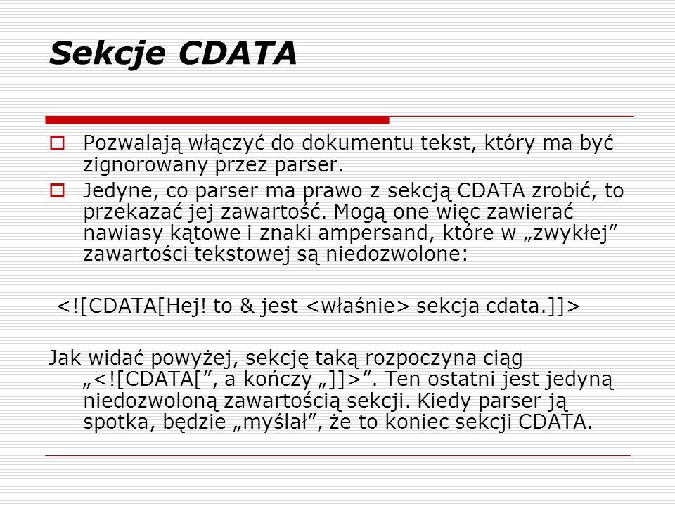 Style CSS a XML - cd