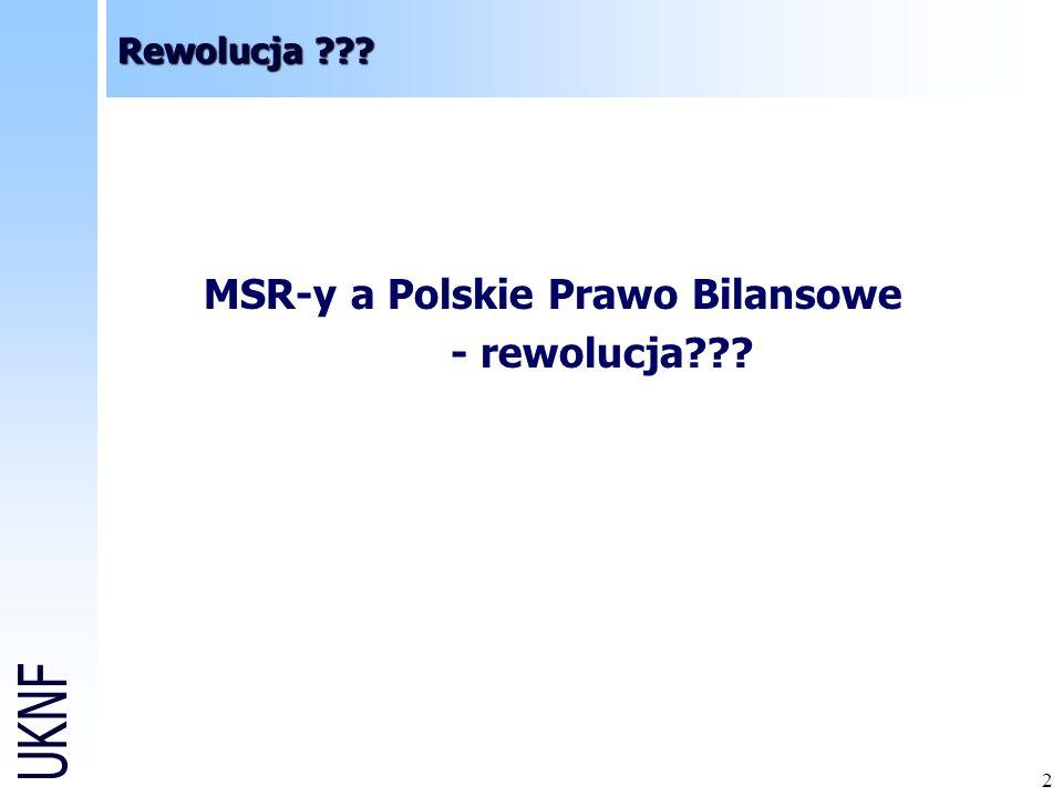 13 Rewolucja ??.– Polska (przed)wczoraj XVI wiek »podwójna księgowość Do 1988 r.