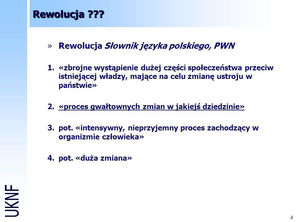 15 Rewolucja ??.– Polska wczoraj 2000 r. »nowela ustawy o rachunkowości z 9 listopada 2000 r.