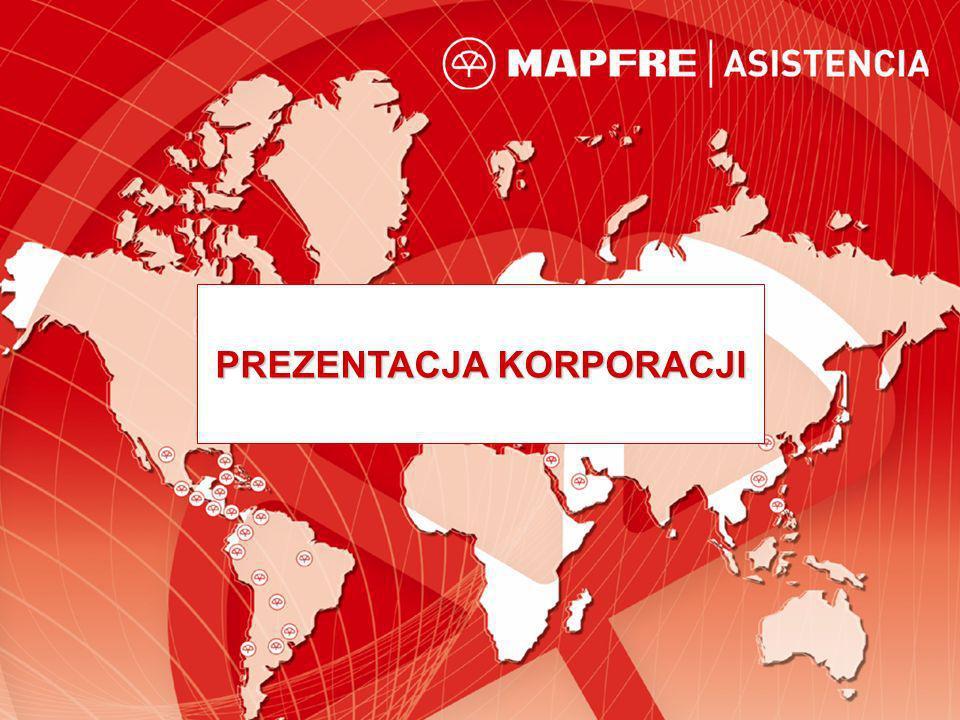 Jednostka operacyjna MAPFRE S.A.: Międzynarodowa grupa biznesowa zajmująca się ubezpieczeniami, reaseguracją, finansami, nieruchomościami oraz działalnością usługową.
