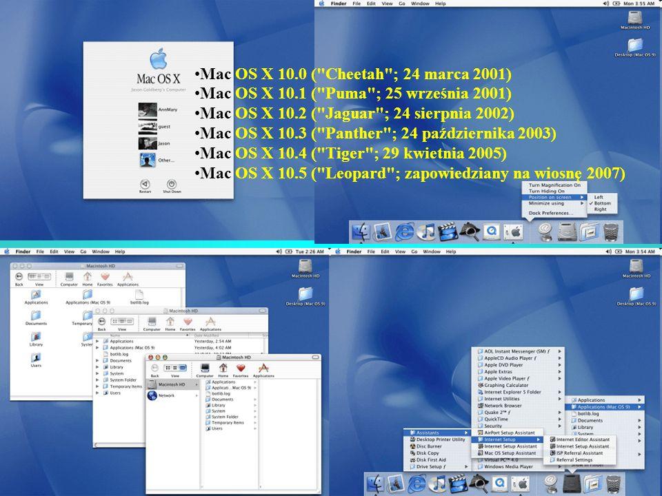 Mac OS X 10.0 (