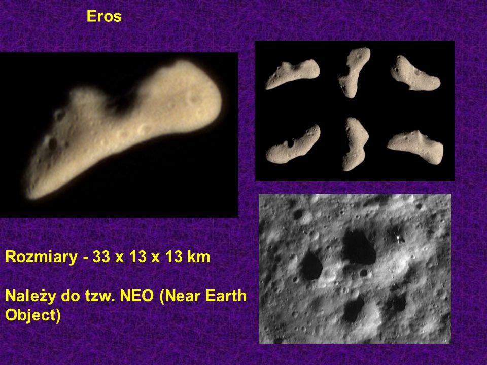 Największe asteroidy
