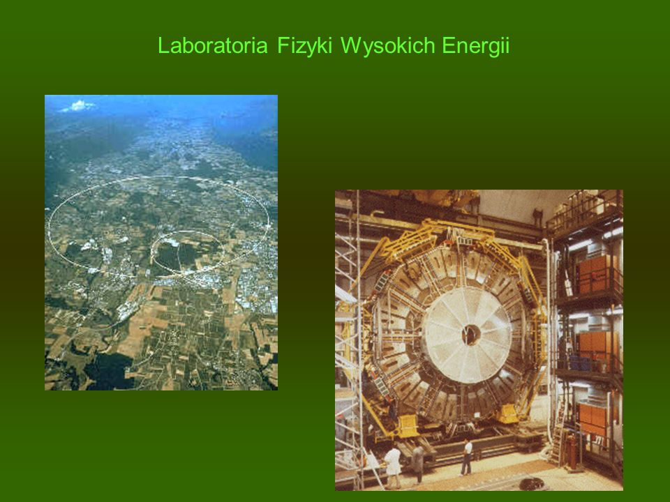 Laboratoria Fizyki Wysokich Energii