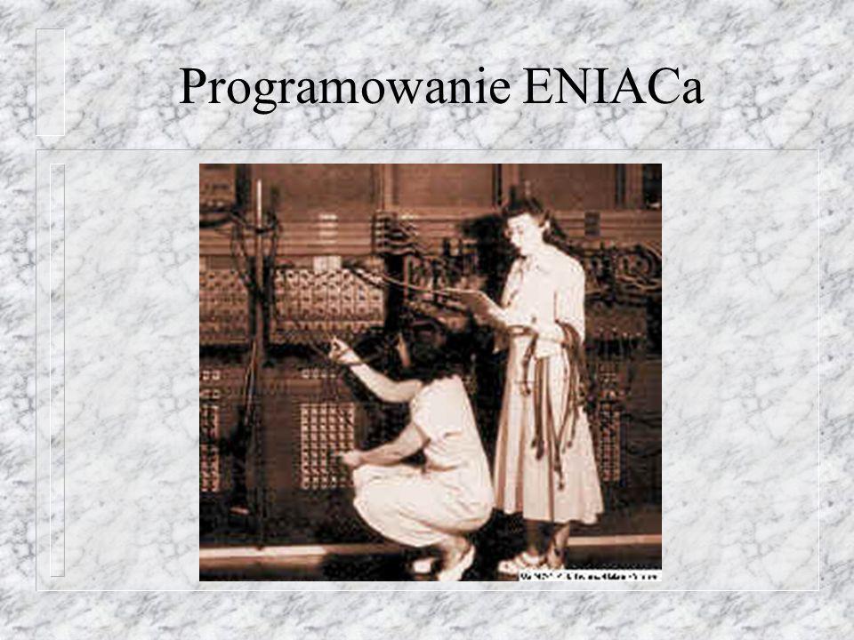 Programowanie ENIACa