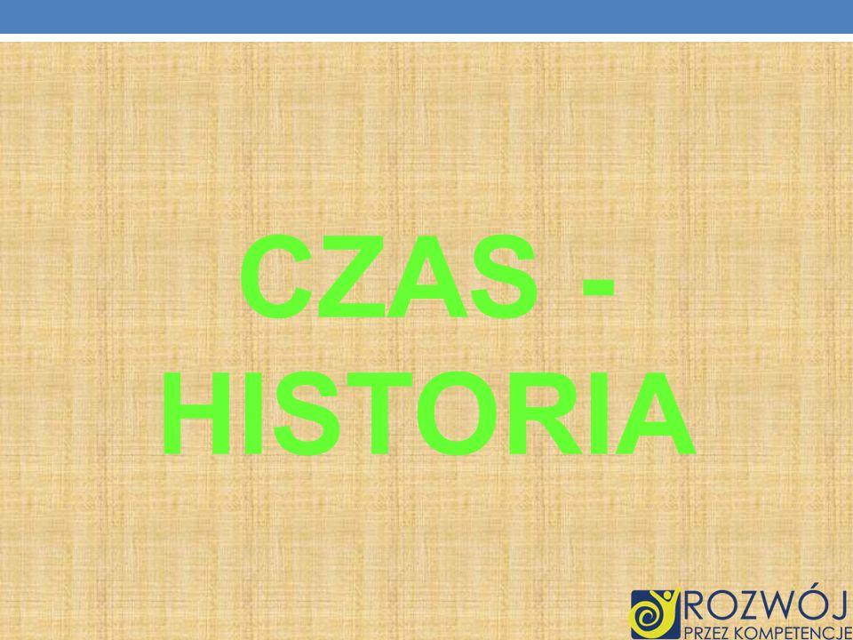 CZAS - HISTORIA