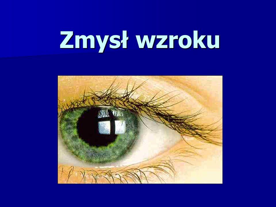 Nadwzroczność (dalekowzroczność ) wada refrakcyjna wzroku, spowodowana np.