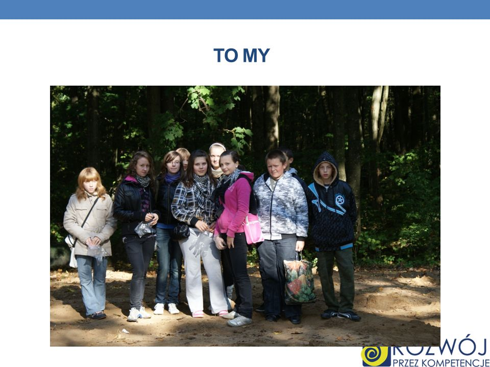 BUDOWA LASU Zgłębiliśmy także tematy związane z budową lasu.