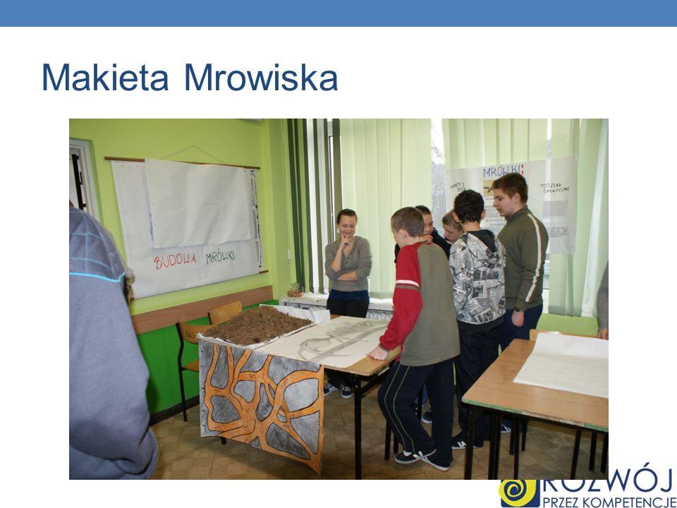 Makieta Mrowiska
